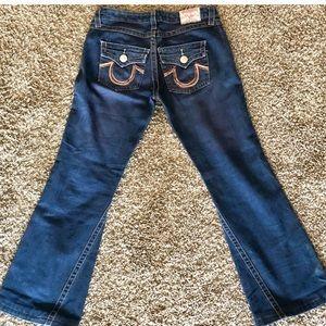 True Religion Bootcut Joey Jeans / Size 29